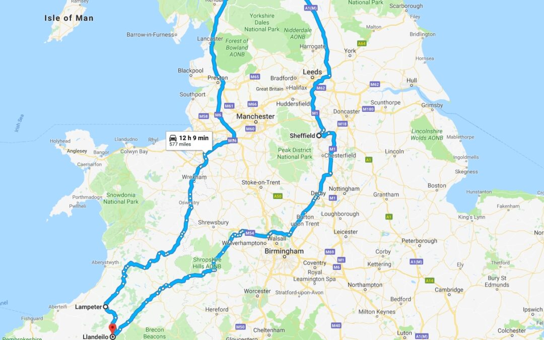 Durham, Monday 25th – Tuesday 26th June 2018